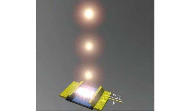 گرافین میتواند منبع پالسهای پرسرعت نور باشد