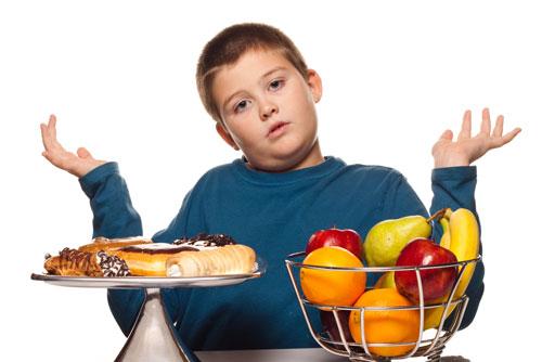 توصیه هایی برای کودکان چاق