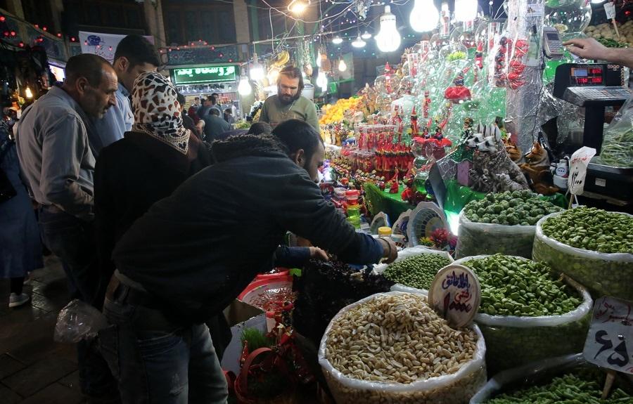 گشتی در بازار تجریش / عکس