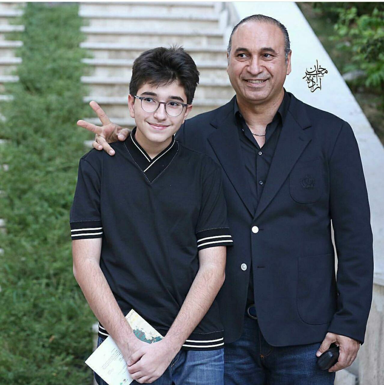 فرخنژاد: میخواهم 80 میلیون ایرانی نباشد، اگر خم به چشم بچهام بیاید!